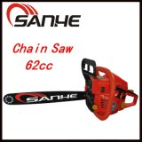 62cc Gasoline Chain Saw Chainsaw 6200