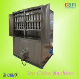 Germany Siemens PLC CE Certification Ice Cube Machine