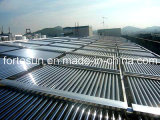 Solar Water Heating Project Collector FTP-190-58/1800-100