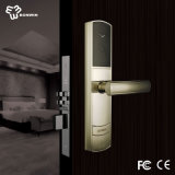 Swipe RF Card Mortise Alarm Door Lock for Hotel