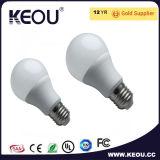 Hot Sale High Lumen LED Round Bulb 3W 5W 7W 10W 12W 15W B22 E27 LED Globe Bulb Energy Saving Light