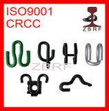 International Application W Type Elastic Rail Clip