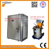 Electric Powder Coating Oven with Trolley Cl-1118