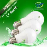 6W 8W 12W A60 Plastic Lighting with RoHS CE