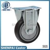 "3"" Super Brown TPE Rigid Caster Wheel"
