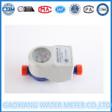 RF Wireless Remote Reading Water Meter with Motor Valve