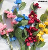 Artificial Flowers Fake Flowers for Home Wedding Decoration Wholesalers