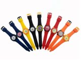 ABS Case and Strap Swiss Movement Waterproof Fancy Design Watches