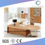 Modern L Shape Office Table with Meeting Desk