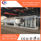 Popular LPG Gas Refuel Station for Cooking Gas Cylinder