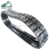 Construction Machinery Excavator Rubber Track (300X109W)