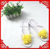 Flower Flip Flops for Woman