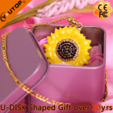 Jewelry Flower Gifts USB Drive (YT-6274)
