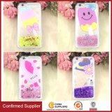 Wholesale Ice Cream Liquid Quicksand TPU Mobile Phone Cover for LG K3