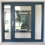 Modern Smooth Sliding Aluminium Windows