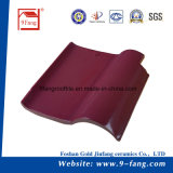 9fang Clay Roofing Tile Building Material Spanish Roof Tiles Best Selling Made in China