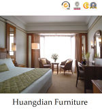 Customized Luxury Bedroom Furniture Hospitality Industry (HD820)