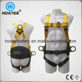 Fall Protection Equipment Safety Harness Safety Belt with Lanyard