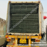 2X1X1m Hexagonal PVC Coated Gabion /Gabions Box Price16.28$/PC (XM-45)