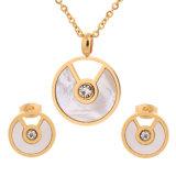 Hot 316L Stainless Steel Jewelry Women Fashion Jewelry Set