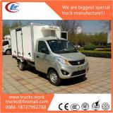 4X2 LHD Freezer Compressor Refrigerated Chill Van