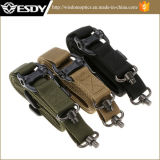 """Tactical 1 or 2 Point Multi Mission 1.25"""" Rifle Sling"""