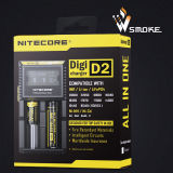 100% Authentic Nitecore Digi D2 Battery Charger for Rechargeable Battery