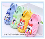 Cartoon Animal PVC Sandals for Children
