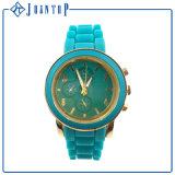 Promotion Gift Colorful Silicone Fob Watch