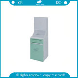 AG-Bc021 Practical Solid Durable with Drawers Ce&ISO Hospital Bedside Cabinet