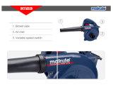 600W 2.5cbm/Min Electric Garden Tools Leaf Air Blower