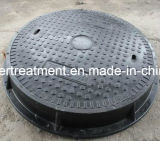 En124 FRP SMC Sewer Manhole Cover with Ring