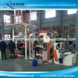 Inline Automatic Film Blowing and Flexographic Printing Machine