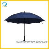 Hotel Automatic Open Button Waterproof Umbrella