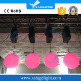 LED Lifting Color Ball DMX LED Kinetic Sphere Winch Light