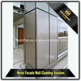 Powder Coated Aluminum Metal Wall Cladding Panels for Facade