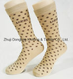 Custom Sock Manufacture Men Socks -Funny Dress Sock for Man