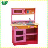 Hot China Products Wholesale Quality Kids Wooden Kitchen