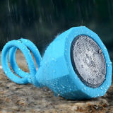 Pouch Bag Portable Mobile Wireless Bluetooth IP67 Waterproof Mini Hook Silicone Speaker