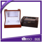 High Quality Glossy Finished Luxury Wooden Watch Winder Wholesale