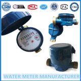R100 Single Jet Water Meter with Dn15 to 20