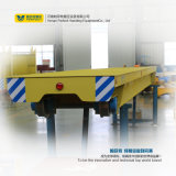 Automatic Transport Bogie Rail Handling Car Material Carrier