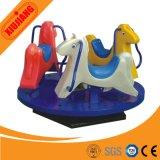 Platform Colorful Amusement Fitness Rocking Horse
