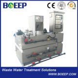 Automatic Polymer Dosing and Filling Unit