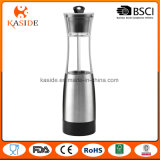 Stainless Steel Gravity Automatic Salt and Pepper Mill