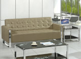 Leisure High Quality Popular Design Modern Office Sofa Hotel Chair Coffee Sofa 8803# in Stock 1+1+3