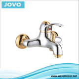 New Design Wall Mounted Single Handle Bathtub Mixere&Faucet Jv73703