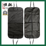 Dustproof Garment Bags Transparent PE Suit Cover with Strong Belt Handle