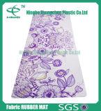 Colorful Design Printed Yoga Mat Anti-Slip Rubber Yoga Mat