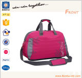 Wholesale Polyester Colorful Travel Bag Duffle Bag